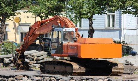 Entreprise de terrassement pour défrichement de terrain à Guichen